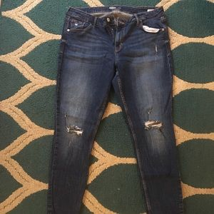 Old Navy Women's Rockstar Super Skinny Jeans Sz16